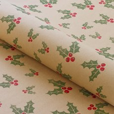 Counter Rolls - Counter Roll Kraft Holly Green (50cmx50m)