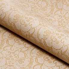 Counter Roll Lace White on Brown Kraft 60gsm (50cmx60m)
