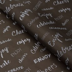 Counter Roll Festival Chalkboard Wrapping 80gsm (50cmx60m)