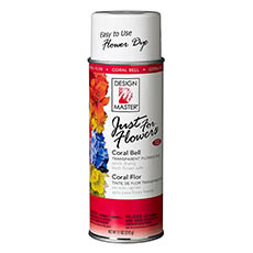 Flower Spray Paint - Design Master Spray Just For Flowers Coral Bell (312g)