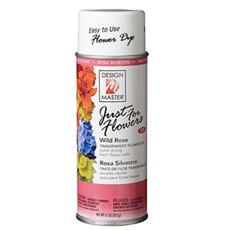 Flower Spray Paint - Design Master Spray Just For Flowers Wild Rose (312g)