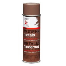 Metallics - Design Master Spray Modern Metals Copper Fusion (156g)