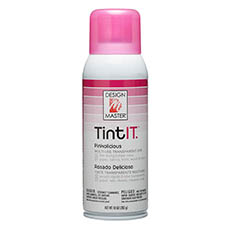 Tint Spray Paint - Design Master Spray Paint TintIT Pinkolicious (283g)