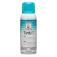 Tint Spray Paint - Design Master Spray Paint TintIT Jade (283g)