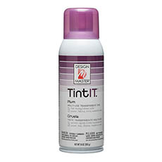 Tint Spray Paint - Design Master Spray Paint TintIT Plum (283g)