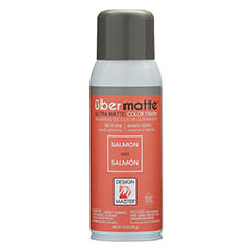 Matte Spray Paint - Design Master Spray Paint Übermatte Salmon (283g)