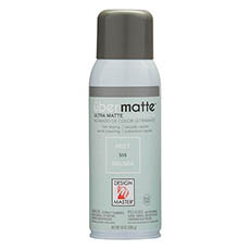 Matte Spray Paint - Design Master Spray Paint Übermatte Mist (283g)