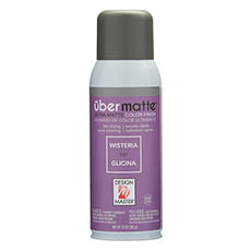 Matte Spray Paint - Design Master Spray Paint Übermatte Wisteria (283g)
