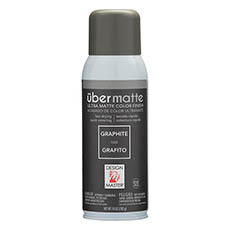 Ubermatte - Design Master Spray Paint Übermatte Graphite (283g)