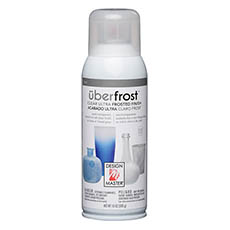 Frosted Glass Spray - Design Master Spray Paint Uberfrost (283g)