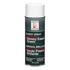 Glossies - Design Master Spray Paint Gloss Easel Green (340g)