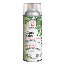 Flower Foliage Treatment - Design Master Spray Paint Foliage Sealer (340g)