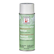 Colortool Floral Spray Paint - Design Master Spray Paint Colortools Herbal (340g)