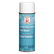 Colourtools - Design Master Spray Paint Colortools Ice Blue (340g)
