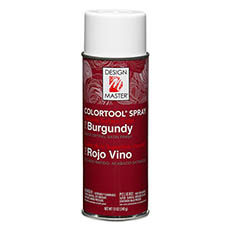 Colourtools - Design Master Spray Paint Colortools Burgundy (340g)