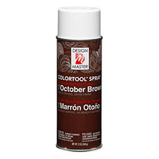 Design Master Spray October Brown