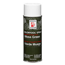 Colourtools - Design Master Spray Paint Colortools Moss Green (340g)
