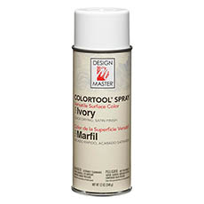 Colourtools - Design Master Spray Paint Colortools Ivory (340g)