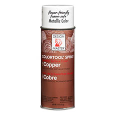 Metallics - Design Master Spray Paint Copper (312g)