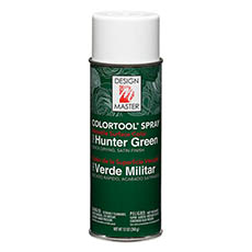 Design Master Spray Hunter Green