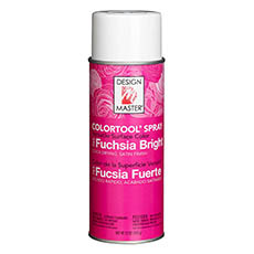 Colortool Floral Spray Paint - Design Master Spray Paint Colortools Fuchsia Bright (340g)