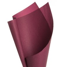 Embossed Paper 50 Sheets Burgundy (50x70cm)