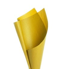 Embossed Paper - Embossed Paper Yellow (50x70cm) Pack 50