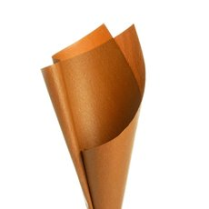 Embossed Paper 50 Sheets Orange (50x70cm)