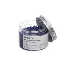 Hydrogel Aqua Pearls 100g Jar Dark Blue