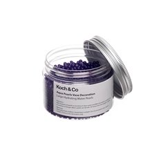 Aqua Pearls & Flower Gel - Hydrogel Aqua Pearls 100g Jar Purple