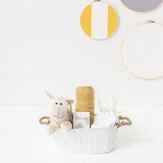 Baby Hampers - Baby Hamper Little Larry Gift Basket