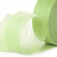 Nonwoven Floral Decor Ribbon - Ribbon Floral Deco Mint (4cmx40m)