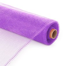 Plastic Mesh Roll Purple (55cmx9m)