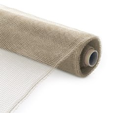 Plastic Mesh Roll Natural (55cmx9m)