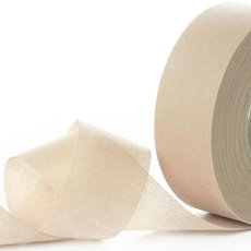 Nonwoven Floral Decor Ribbon - Nonwoven Ribbon Nova Cream (4cmx40m)