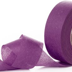 Nonwoven Floral Decor Ribbon - Nonwoven Ribbon Nova Violet (4cmx40m)