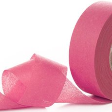 Nonwoven Floral Decor Ribbon - Nonwoven Ribbon Nova Pink (4cmx40m)