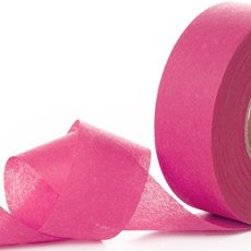 Nonwoven Floral Decor Ribbon - Nonwoven Ribbon Nova Hot Pink (4cmx40m)