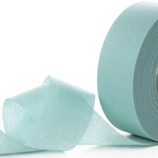 Nonwoven Floral Decor Ribbon - Nonwoven Ribbon Nova Baby Blue (4cmx40m)