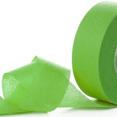 Nonwoven Floral Decor Ribbon - Nonwoven Ribbon Nova Lime Green (4cmx40m)