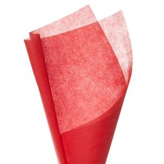 Nonwoven Wrap Sheets NOVA PK50 Red (50x70cm)