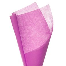 Nonwoven Wrap Sheets NOVA PK50 Purple (50x70cm)