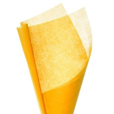 Nonwoven Wrap Sheets NOVA PK50 Yellow (50x70cm)