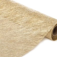 Nonwoven Spider Roll Metallic Gold (60cmx10m)