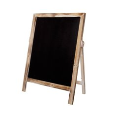 Medium A-Frame Chalkboard Brown (42x60cmH)