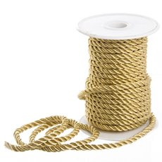 Metallic Rope Gold (4mmx10m)