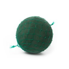 Foam Spheres, Cones & Cylinders - Oasis IDEAL Floral Foam Ball Netted Sphere (18cm)