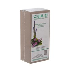 Oasis Sec Dry Brick Single Shrink Wrapped