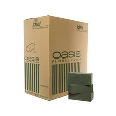 Oasis Floral Foam Bricks - Oasis IDEAL Floral Foam 60 Bricks