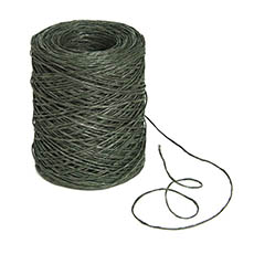 Assorted Decorative Wire - NFS Bindwire Olive Green (0.4mm x 200m)